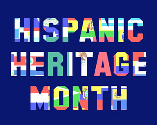 Hispanic Heritage Month | by The COM Library