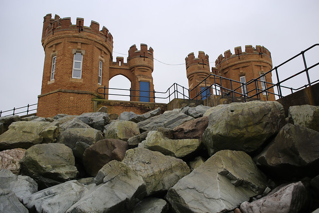 Withernsea old pier