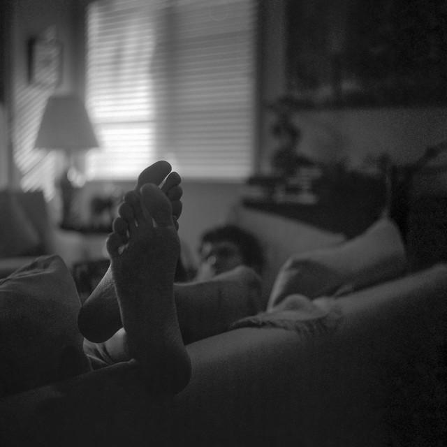 Jimmy Feet