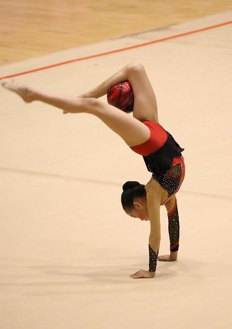 Gymnastics: Thailand National Students Games 2017