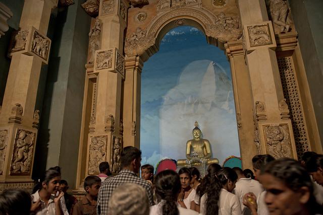 SL012 Kelaniya Raja Maha Vihara - Sri Lanka