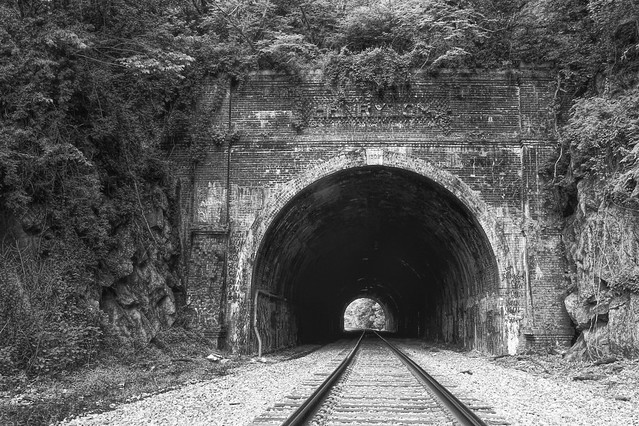 Henryton Train Tunnel