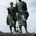 Libice nad Cidlinou – pomník sv. Vojtěcha a sv. Radima, foto: Petr Nejedlý
