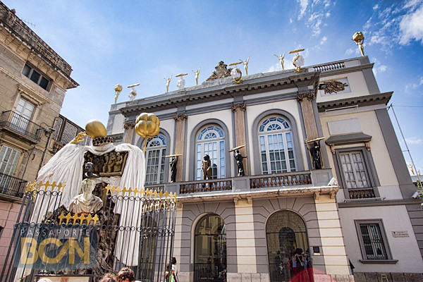 Museo Dali Figueres.Teatro Museo Dali Figueres Tony Galvez Flickr