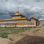 Restoring a Buddhist Monastery
