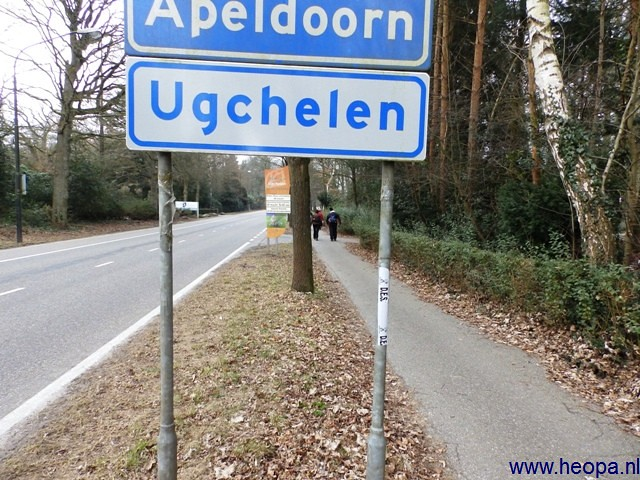30-03-2013 Ugchelen 30 Km  (54)