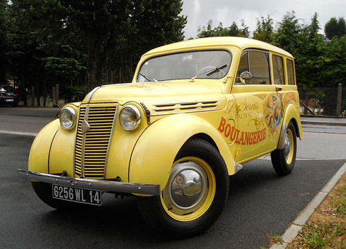 Renault Juvaquatre Dauphinoise | by Spottedlaurel