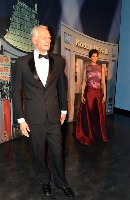 Clint Eastwood and Halle Berry