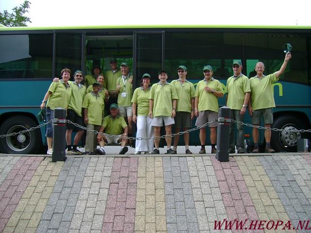 2007-07-16 Startbewijs op halen en vlaggen parade. (14)