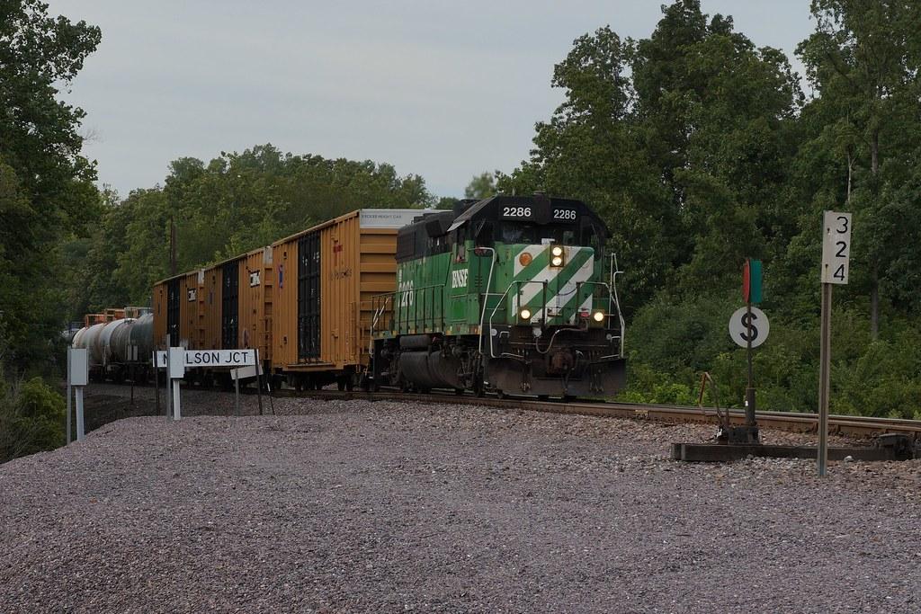 BNSF 2286 Neilson, IL