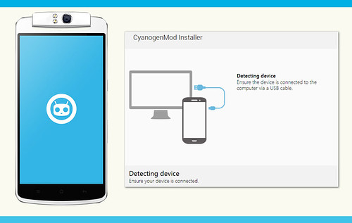 Najprostsza metoda instalacji CyanogenMod na Samsungach, HTC i Nexusach