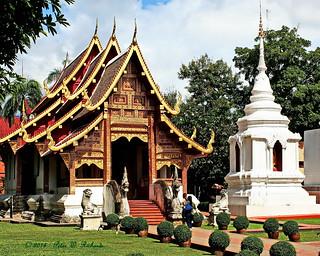 Wat Phra Singh. | by ol'pete