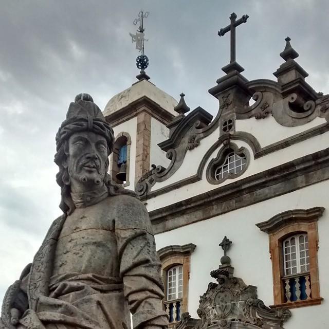 Santuário de Bom Jesus de Matosinhos