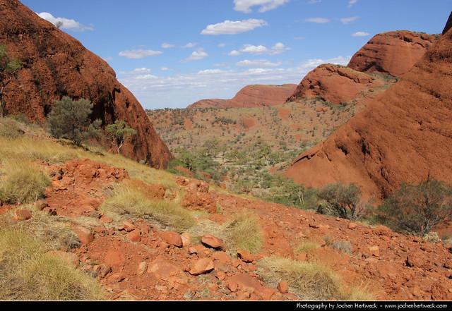 Karu Lookout, Kata Tjuta, Northern Territory, Australia