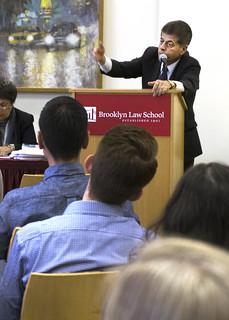Constitutional Law Day Panel   by brooklynlawschool