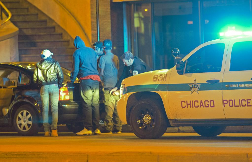 arresto y detencion en Chicago