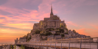 Mont-Saint-Michel | by xeno_sapien