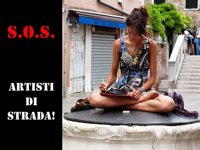 S.O.S. Artisti di strada!
