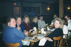 Pool Banquet March 27, 1999