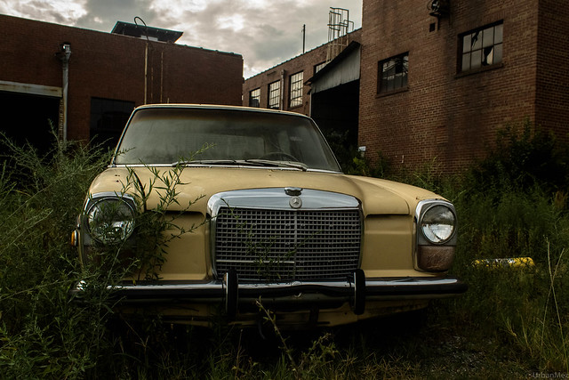 Neglected Benz