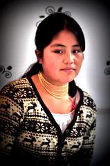 Chica de Otavalo