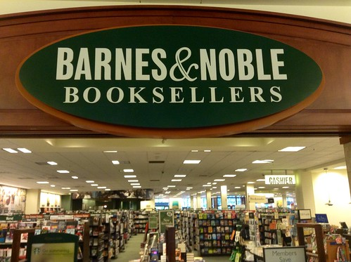 Barnes & Noble Booksellers, Manchester, CT 7/2013  by Mike Mozart of TheToyChannel and JeepersMedia on YouTube.  #Barnes #Noble #BarnesAndNoble | by JeepersMedia