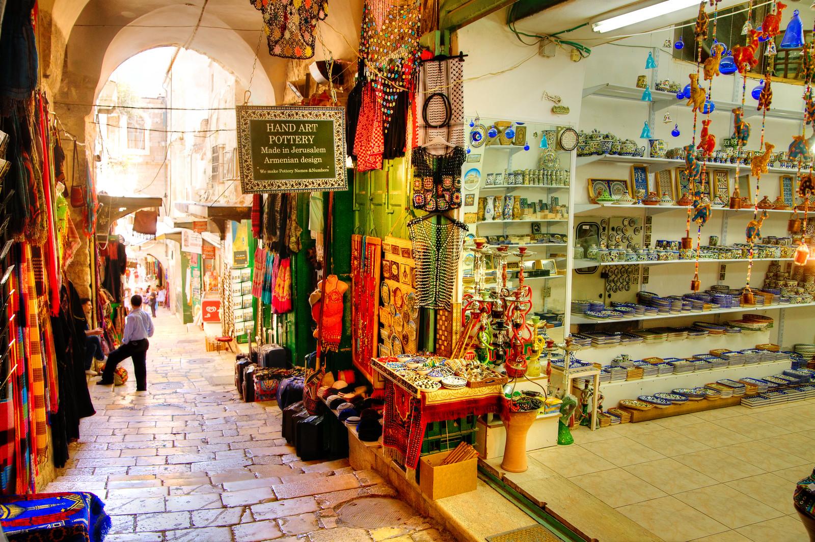 Jerusalem_OLd City market_8_Noam Chen_ IMOT