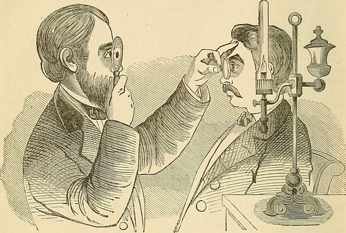 "Image from page 769 of ""Treatise on the diseases of the eye, including the anatomy of the organ"" (1868)"