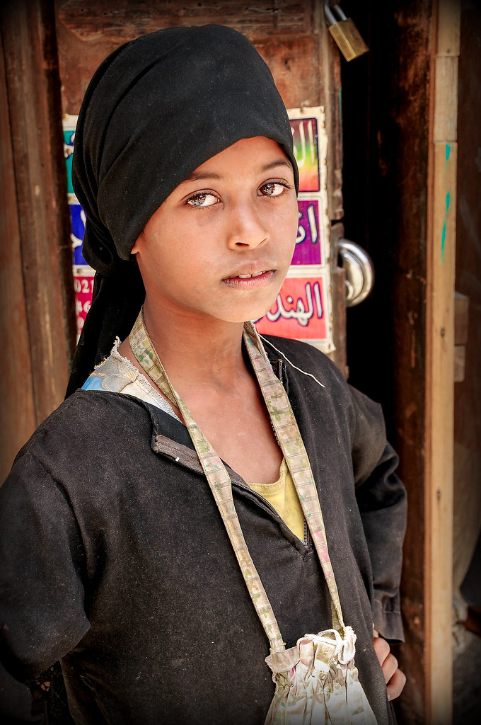 Beautiful yemeni girl