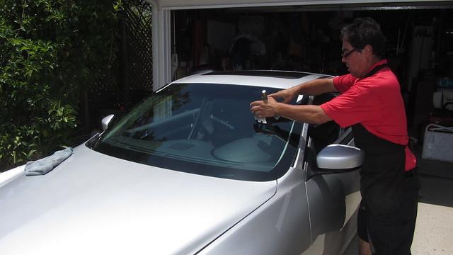 IMG_3346 Noberto windshield install g37