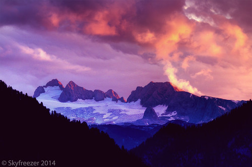 sky mountains alps nature beautiful clouds landscape austria österreich amazing rocks europe view hiking gorgeous natur glacier alpine stunning burningsky landschaft skyfreezer