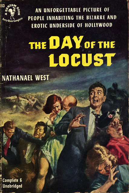 Bantam Books 1093 - Nathanael West - The Day of the Locust