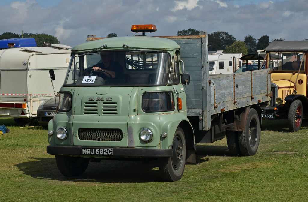 BMC FG NRU 562G ExSouthern Electric OLD TRUCKS Trucks