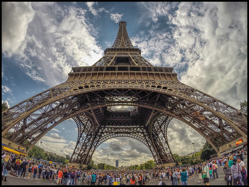 Eiffel Tower | by David Gilson
