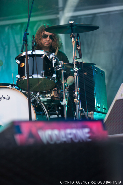 Kurt Vile and The Violators - Vodafone Paredes de Coura '14