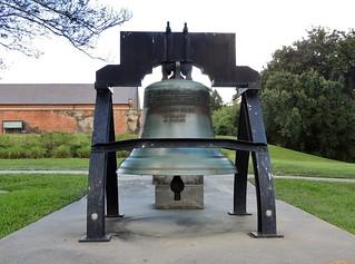 Liberty Bell Replica, Baton Rouge, Louisiana (LA)   by bobindrums