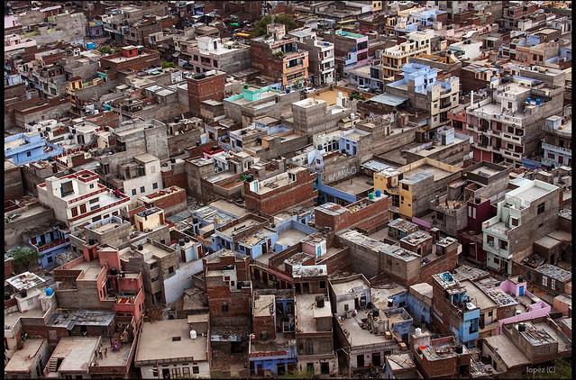 Cotidiano_Jaipur_India