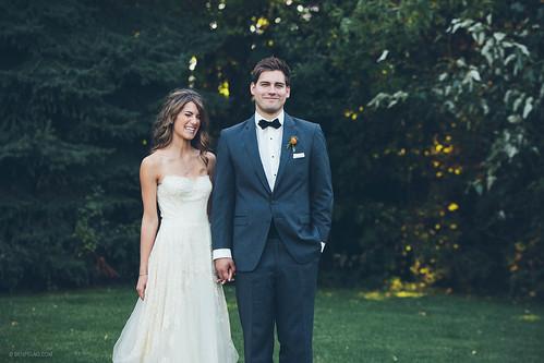 Michelle & Michael | Mt. Hood Organic Farms Wedding