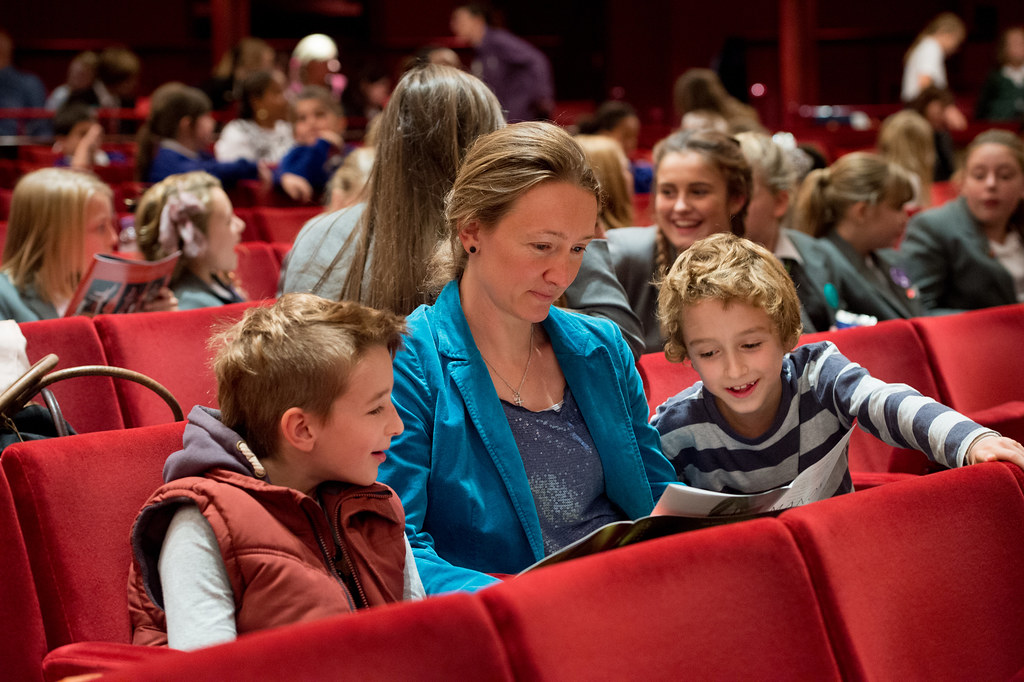 Welcome Performances for Families ? ROH