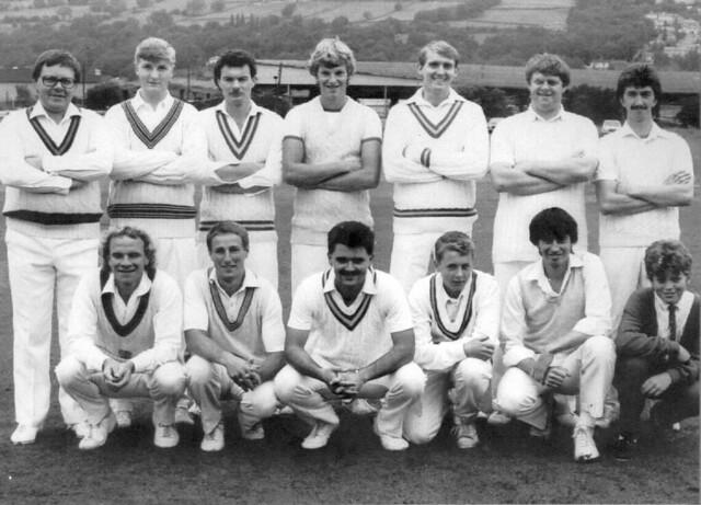Steeton 1st XI 1987 - KC