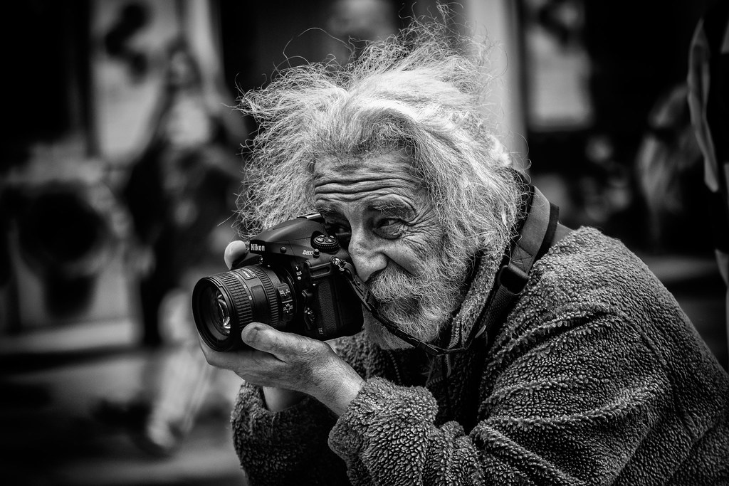the street photographer