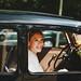 The Black Renault by Yuliya Bahr