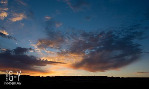 sunrise landscape colorado