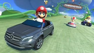 Mario Kart 8 Is Getting Mercedes-Benz DLC | by BagoGames