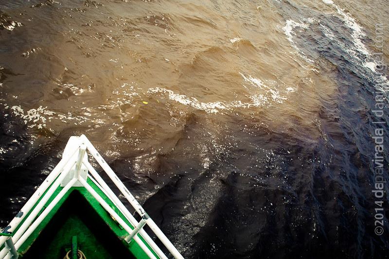 Encontro das Águas. Manaus, AM, BR
