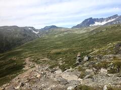 Hiking Besseggen