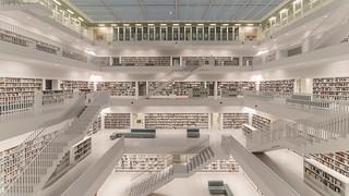 Stadtbibliothek Stuttgart | by Bastian.K