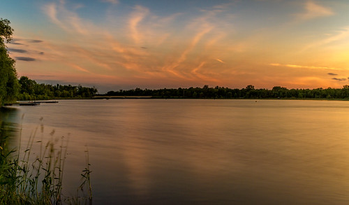 longexposure sunset evening mississippiriver riversidepark carletonplace tamron1750