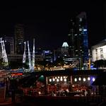 09 Viajefilos en Singapur, Clark QUay noche 03