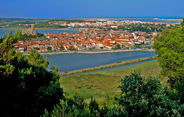 FRANCE - Gruissan and Barberousse tower